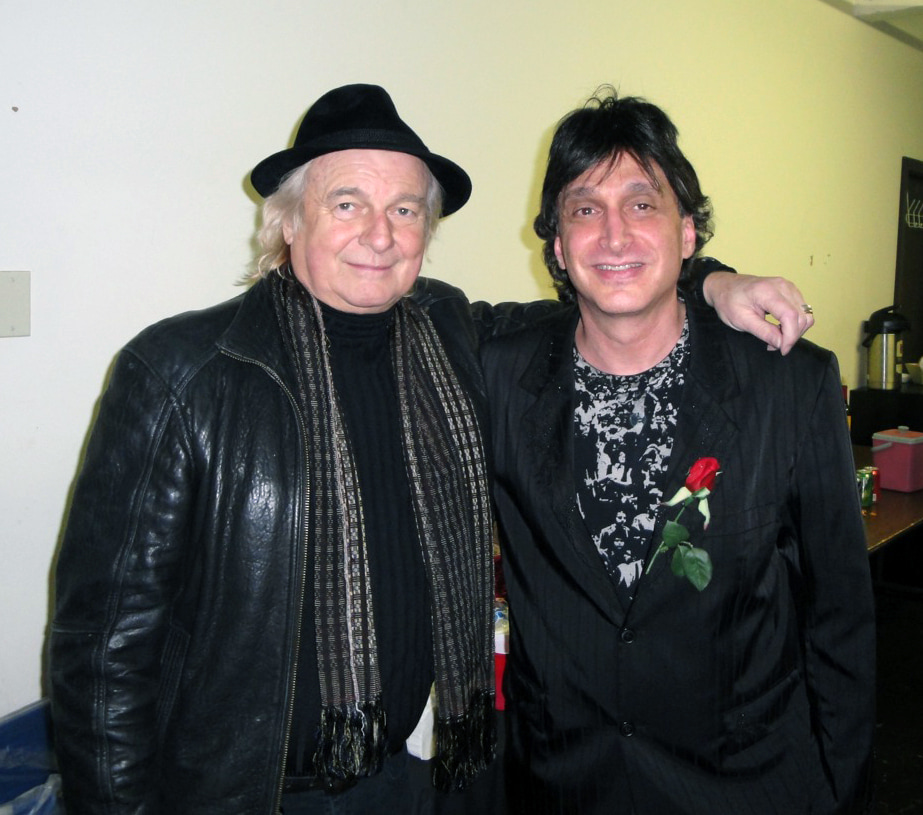 """""""YES"""" drummer Alan White ( played on John Lennon's Imagine )"""