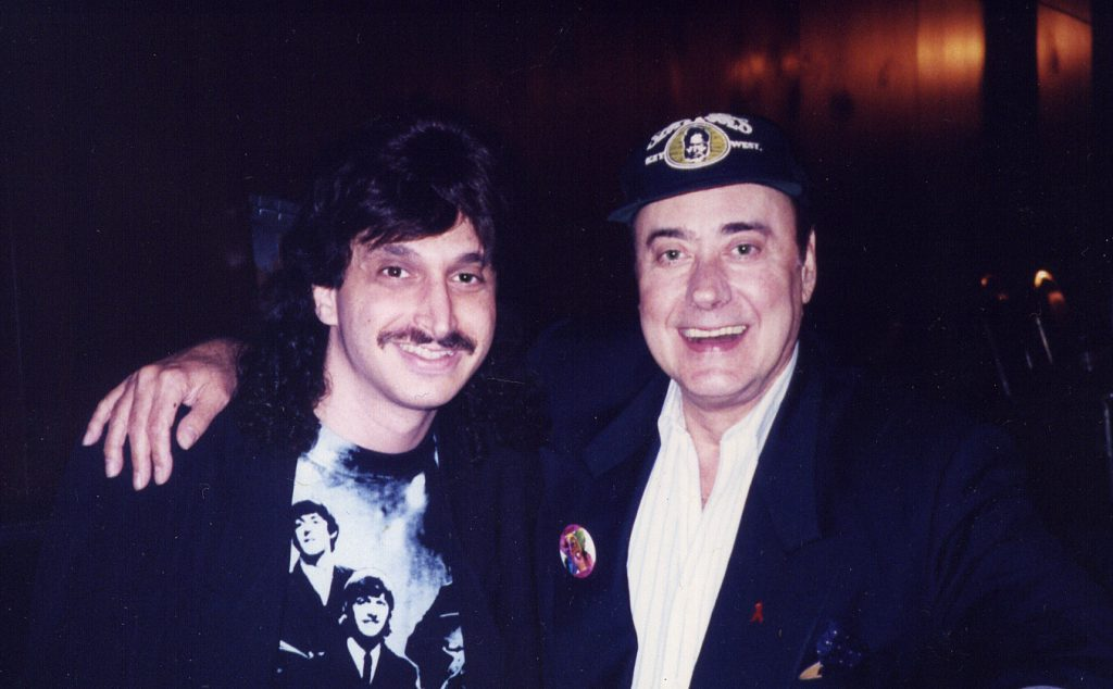 """A Hard Day's Night""and ""Help""Actor Victor Spinetti"
